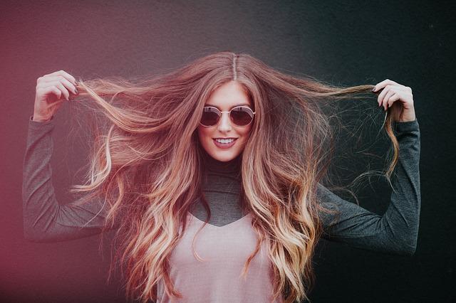 Prostownica do kręcenia włosów